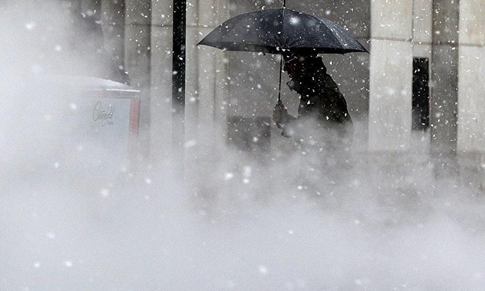 Meteoroloji'den kar fırtınası ve yağmur uyarısı