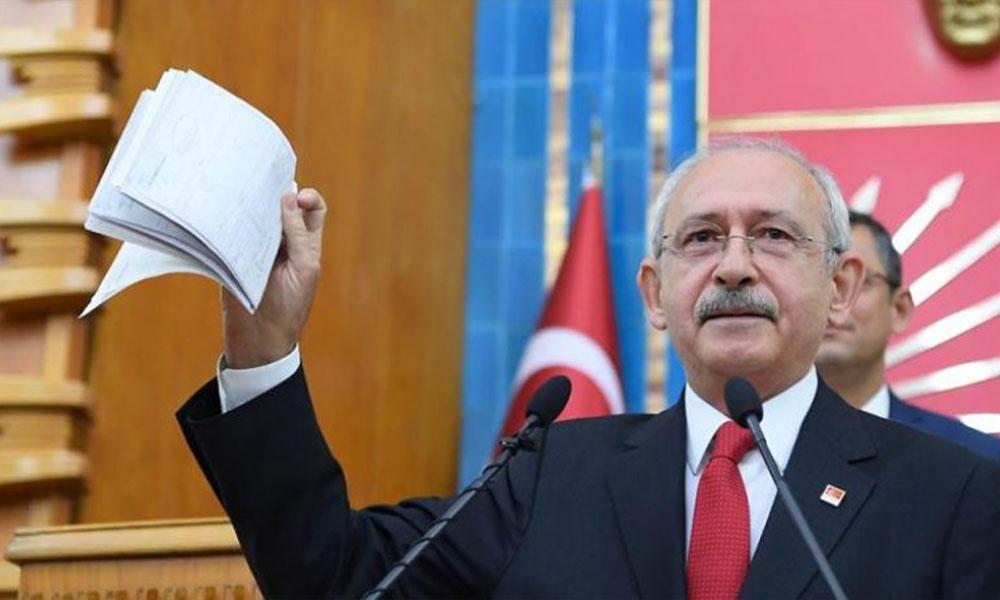 Kemal Kılıçdaroğlu'ndan Erdoğan'a: Raporu Putin'e göndereyim sana iletsin