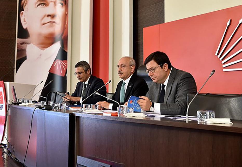 Kılıçdaroğlu: Gittiler hiçbir sonuç alamadan elleri boş geri döndüler