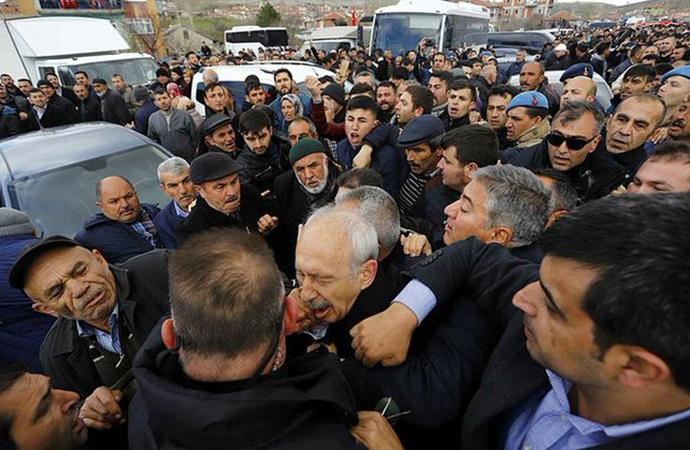 Kılıçdaroğlu'na linç girişiminde skandal rapor! Köylüler rencide edilmiş…