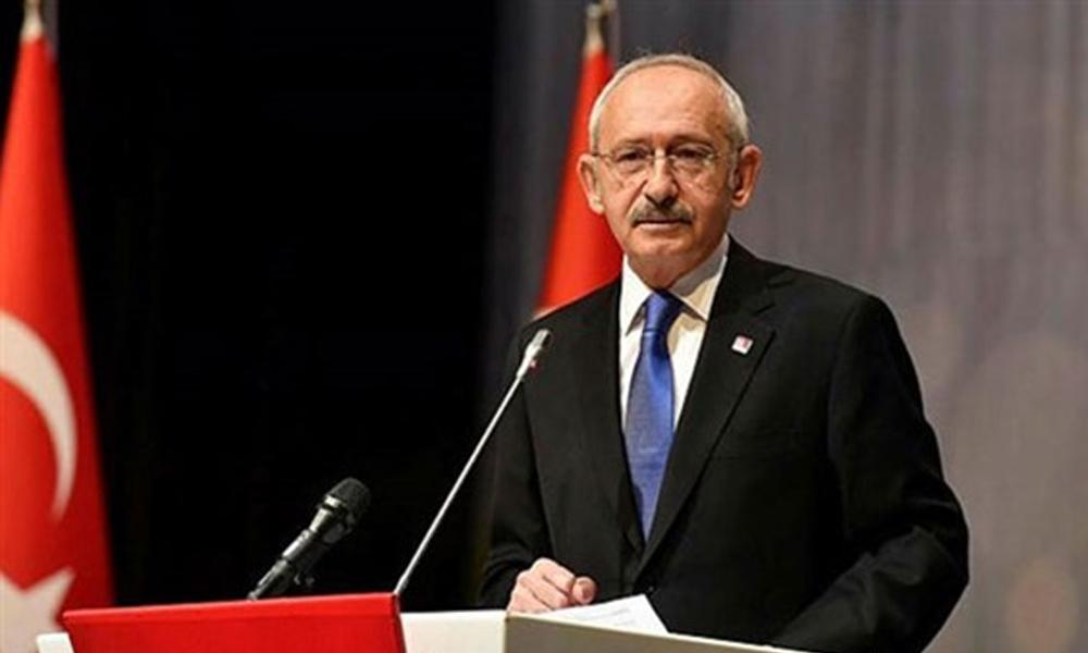 Kılıçdaroğlu'ndan Erdoğan'a 'Mustafa Kemal' yanıtı: Önce ağzını yıkayacaksın