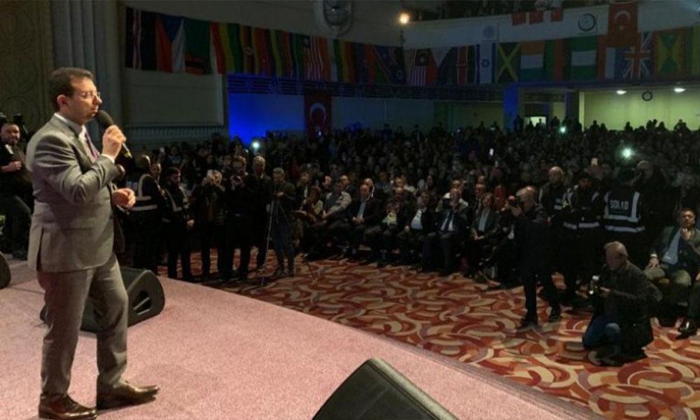 Ekrem İmamoğlu'ndan 'intihar' açıklaması