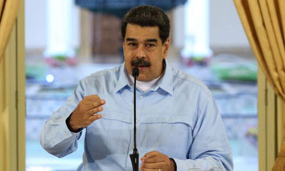 Maduro'dan orduya 'Kolombiya' çağrısı: Hazır olun