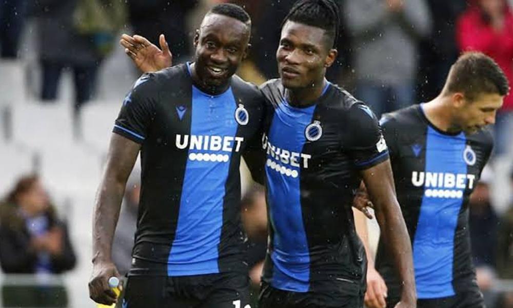 Mbaye Diagne, Club Brugge'ü yaktı