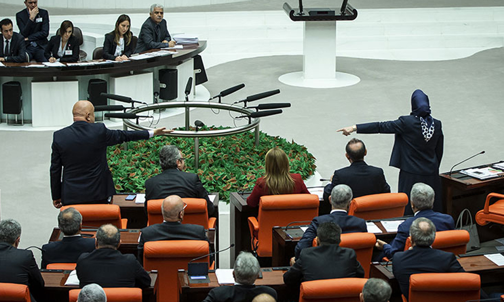 CHP'li Özkoç ile AKP'li Zengin arasındaki 'Ecevit' tartışma tutanaklara böyle yansıdı