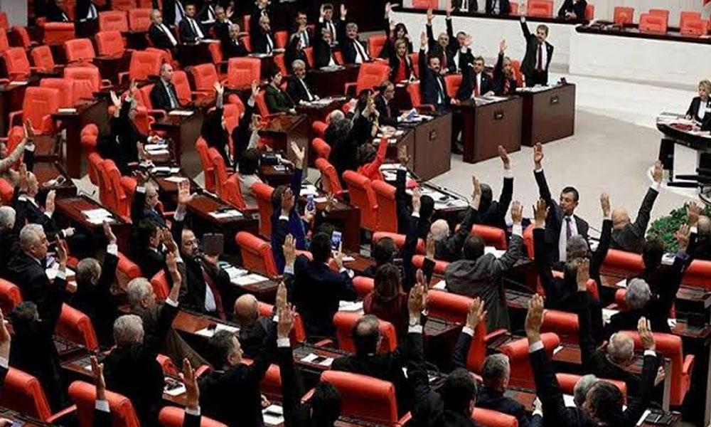 AKP ve MHP, 'Deprem araştırılmasın' dedi!