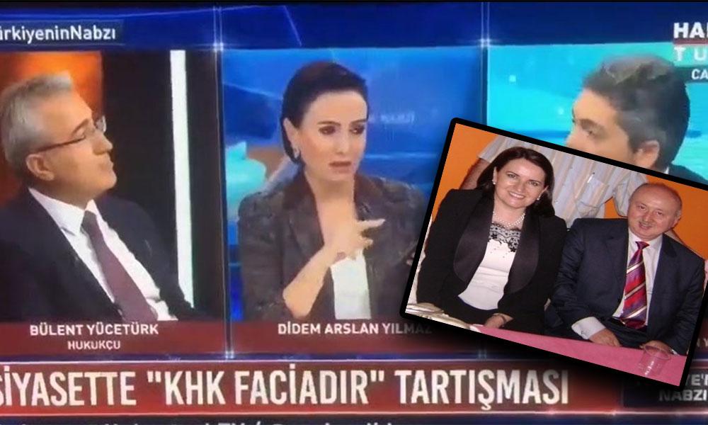 Meral Akşener'in montajlı fotoğrafını kanıt diye sundular! 'Yalan' canlı yayında ortaya çıktı
