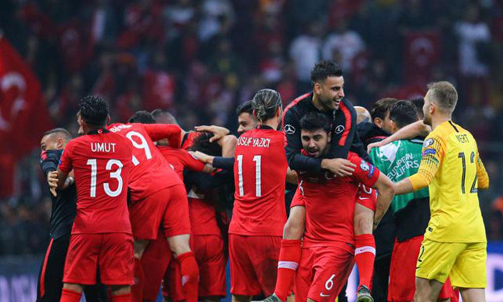 Türkiye'nin Euro 2020'deki tüm rakipleri belli oldu…