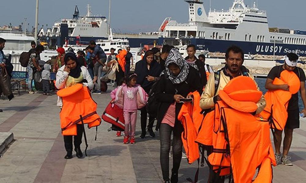 Mültecilere ilişkin 'Sınır dışı etme yasa teklifi'  TBMM'ye sunuldu