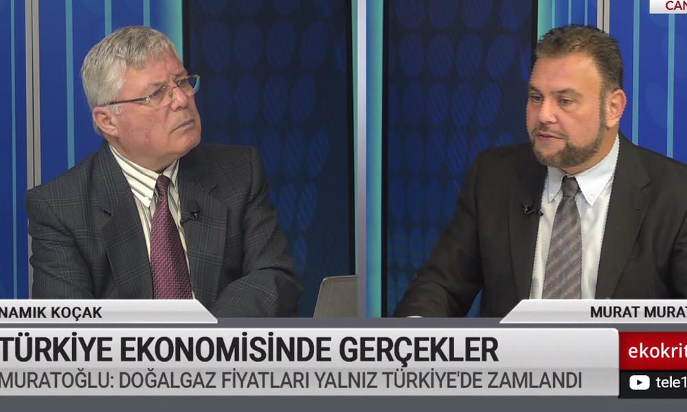 Murat Muratoğlu: Turizm uçuşta ama bakanın oğlunun uçağı çakılıyor