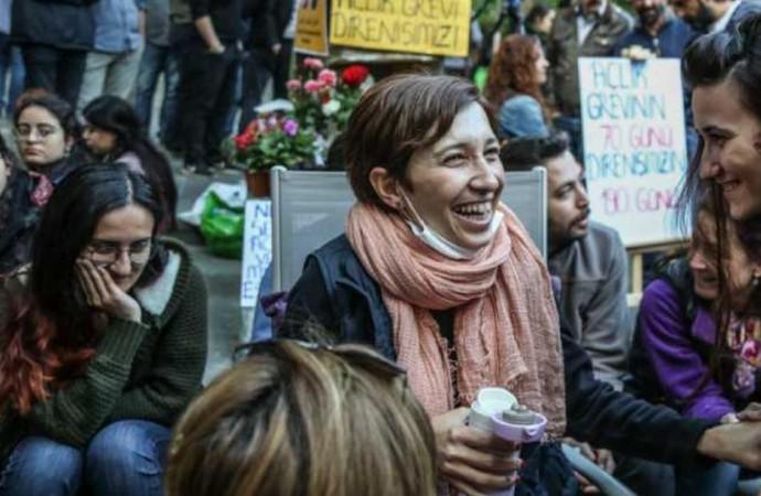 Yüksel Direnişi 3. yılında! Nuriye Gülmen: Bize direnişten başka bir ev, kendi adaletimizden güvenli bir liman yok