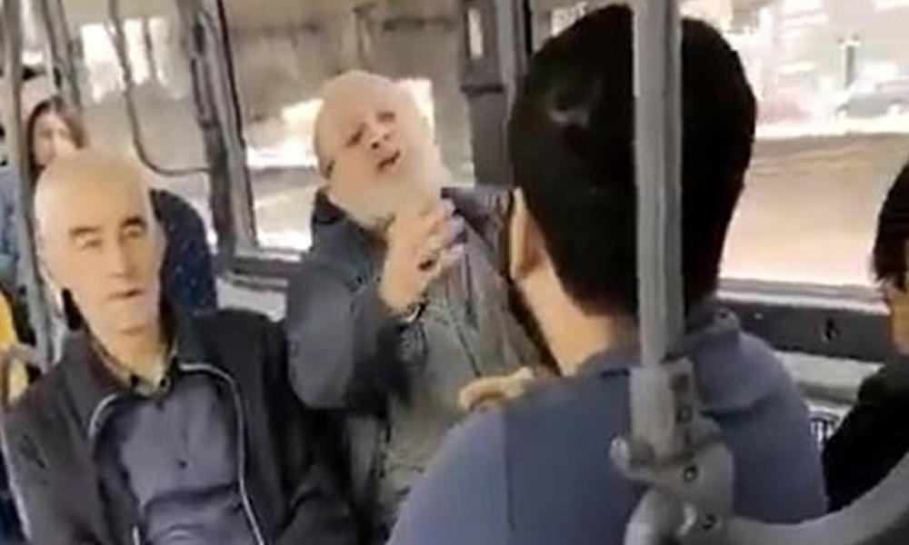 Otobüste kadın öğrenciye taciz: Karşımda oturma kalk, gözüm sana kayıyor!