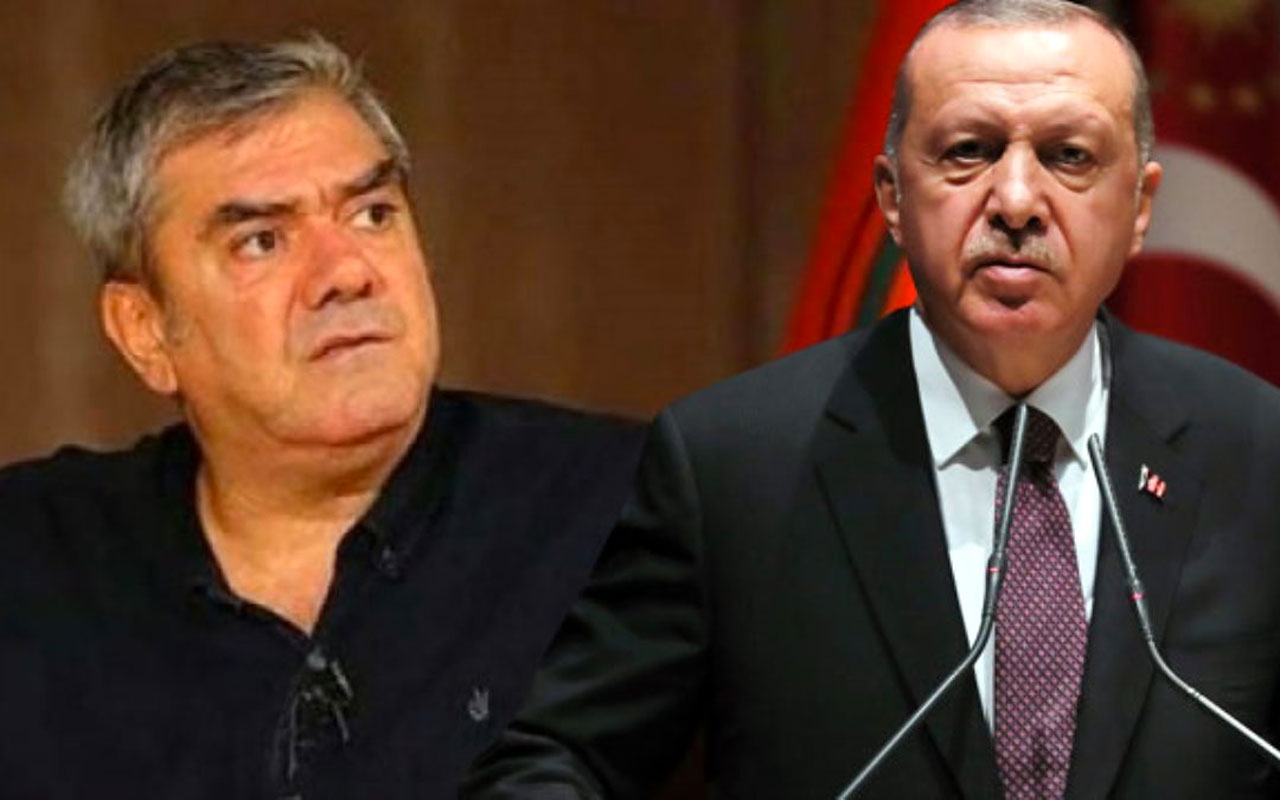 Erdoğan'ın 'İskandinav ülkeleri battı' sözüne Yılmaz Özdil'den kapak gibi yanıt: 'Fil bile emekli!'