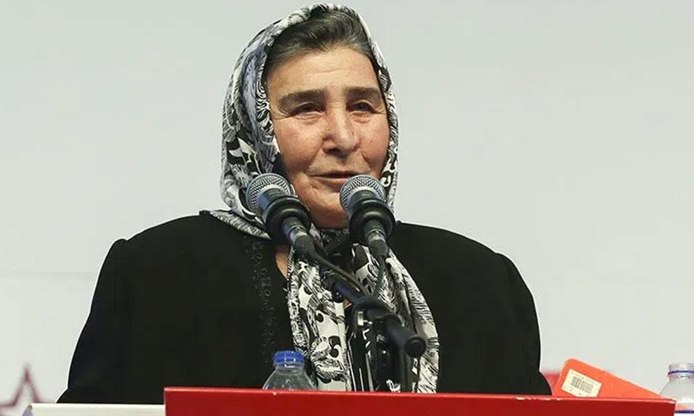 Şehit annesi Pakize Akbaba'dan Bahçeli hatırlatması: Bunu da bil bana öyle sitem et