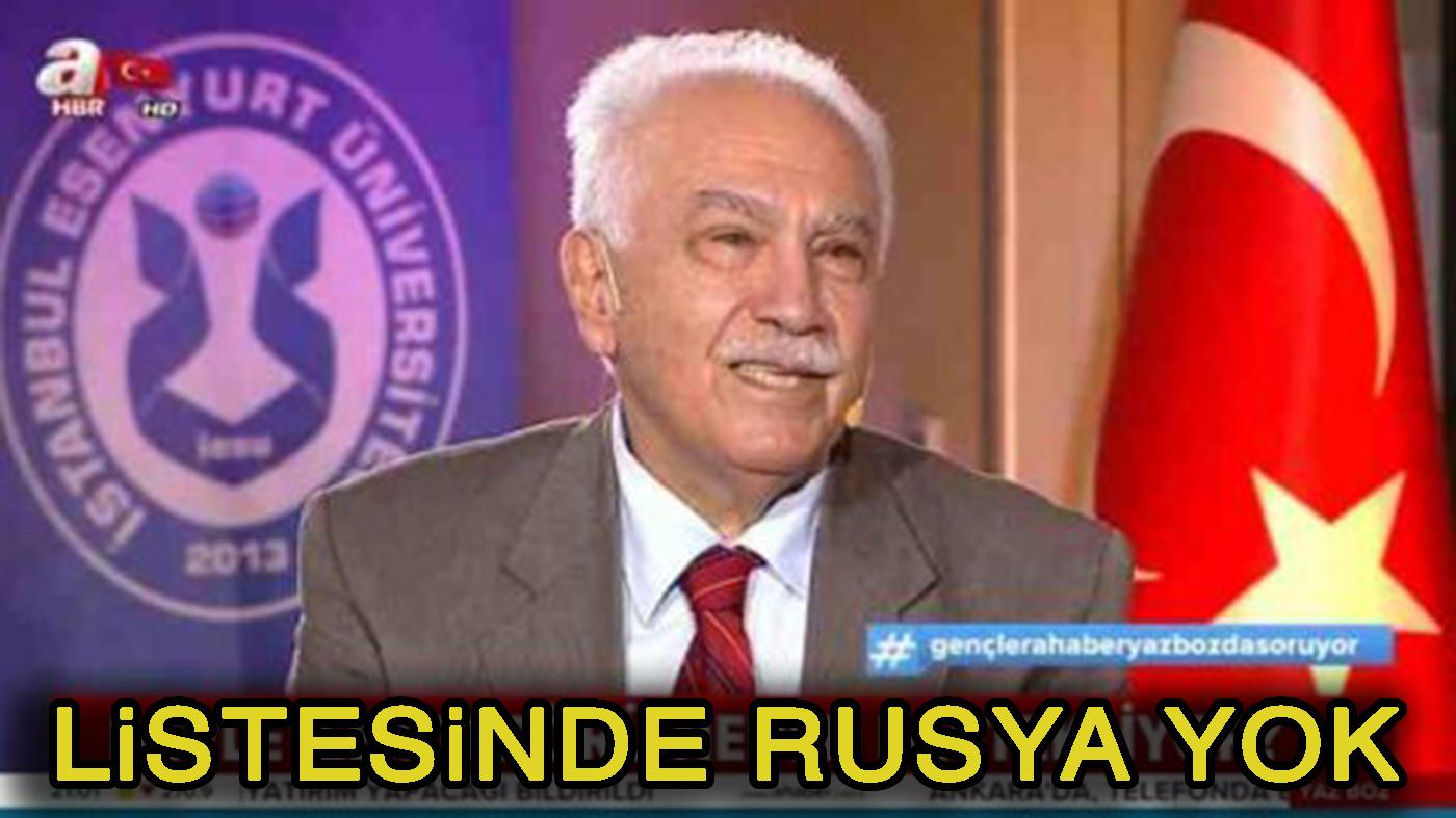 Perinçek, A Haber ile bütünleşti: 11 yıl sonra Türkiye, dünyanın en büyük 5'inci ekonomisi olacak