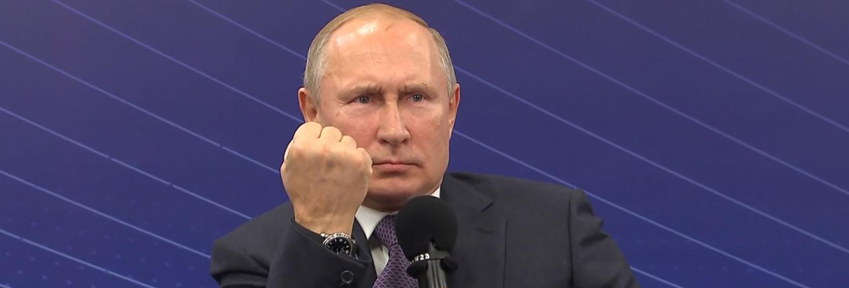 Kremlin Sözcüsü Peskov'dan Putin'in el hareketine açıklama