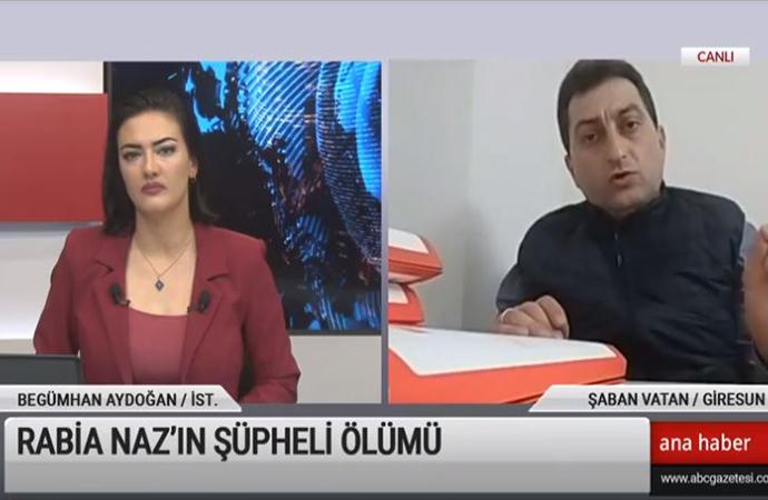 Rabia Naz'ın babası Şaban Vatan TELE1'e konuştu: Tehdit ediliyorum, AKP'li Canikli devreye girerek olayı çözümsüz hale getirdi