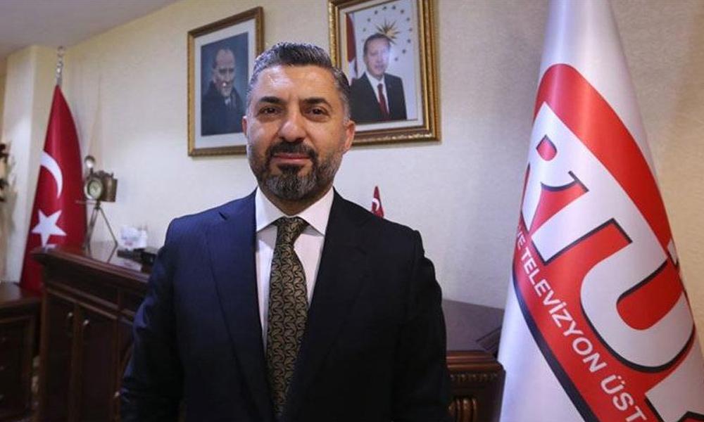 Kılıçdaroğlu, 'Ahlaksızca para alıyor' demişti… RTÜK Başkanı Ebubekir Şahin istifa etti