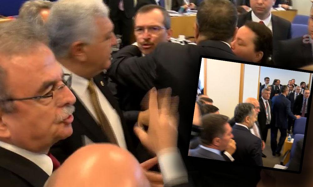 Komisyon'da büyük tepki! RTÜK Başkanı salonu terk etmek zorunda kaldı…