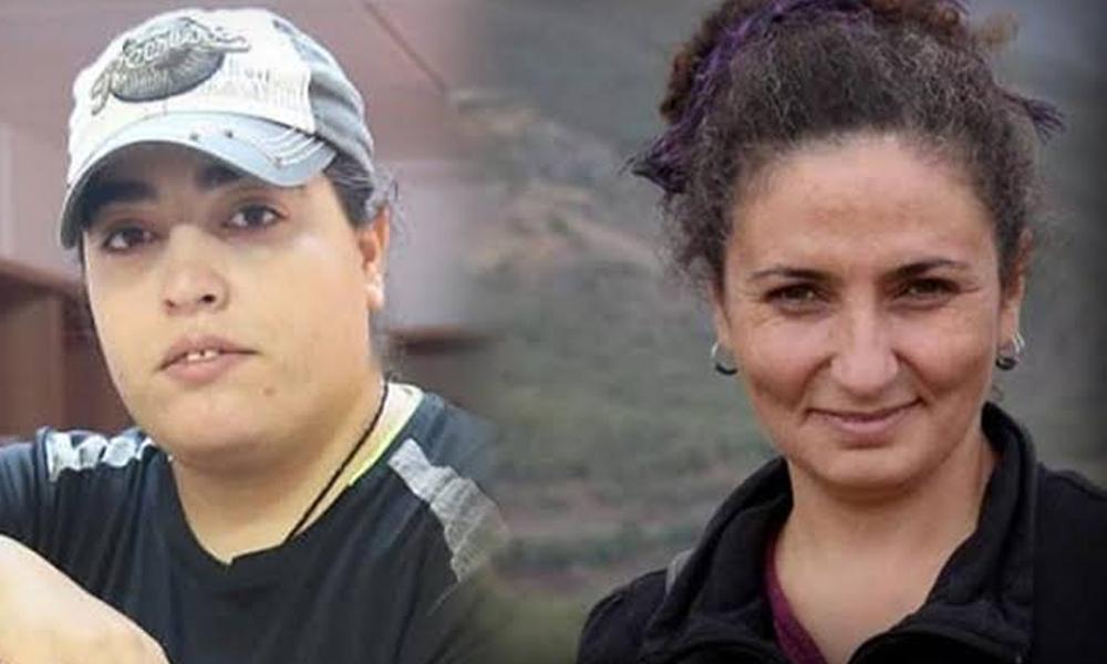 Gazeteci Ruken Demir ve Melike Aydın gözaltına alındı