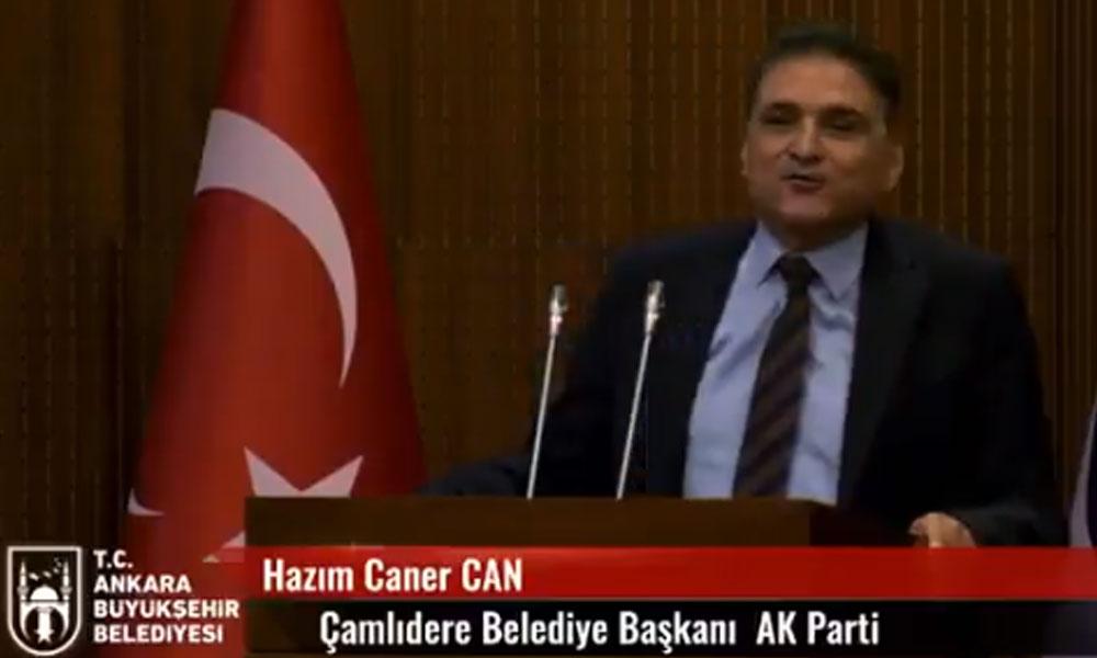 AKP'li başkan Meclis kürsüsünde: Ben Müftü ile Zühtüyü aynı yatağa yatıran Rüştüyüm