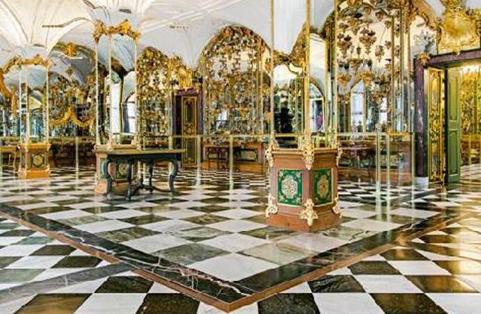 1 milyar Euro'luk müze soygununun görüntüleri ortaya çıktı