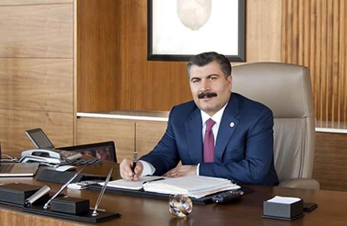 Sağlık Bakanı'ndan ıspanak açıklaması: Halkımız sebzeleri iyi yıkasınlar