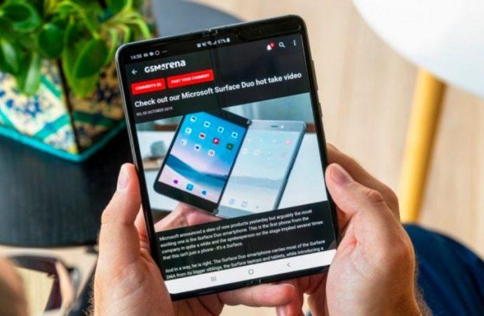 Samsung, 2020'de Galaxy Fold satışlarını arttırmayı planlıyor