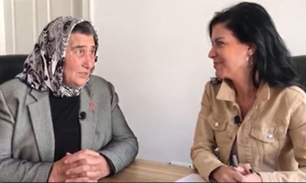 Erdoğan'ın şikayeti üzerine hakim karşısına çıkan şehit annesi Pakize Akbaba: Bir şeye çok üzüldüm, kaldıramıyorum