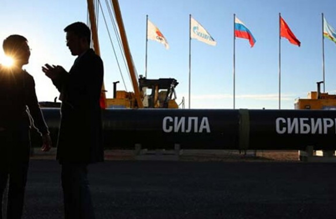 'Sibirya'nın Gücü' için geri sayım başladı