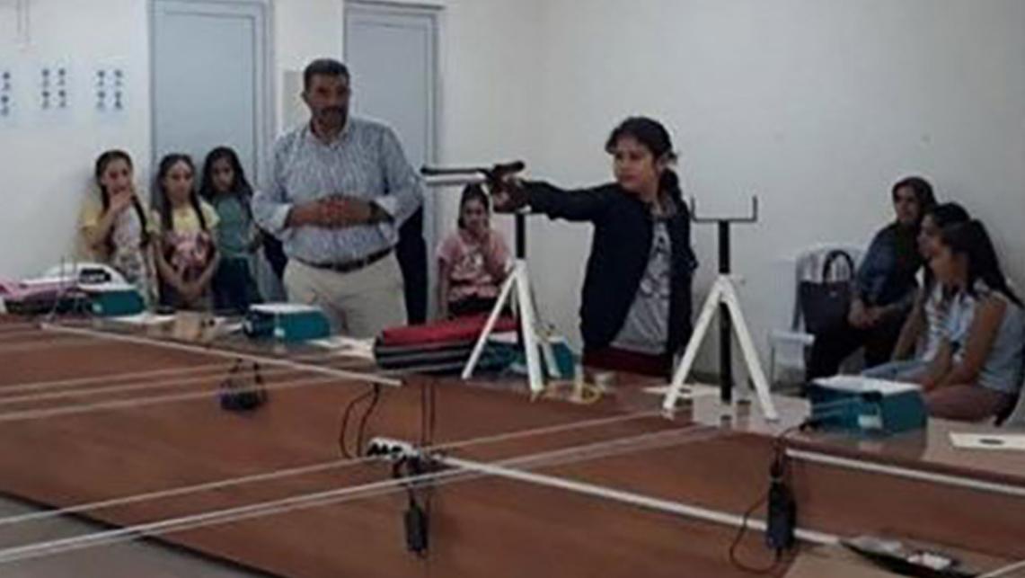 MEB'ten, Milli Eğitim'de kurulan poligonda atış yapılan görüntülere ilişkin açıklama