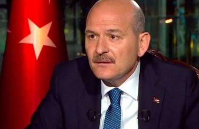 Süleyman Soylu: Son 3-4 ayda güney komşuları değişmesine rağmen Türkiye'nin iradesi değişmedi