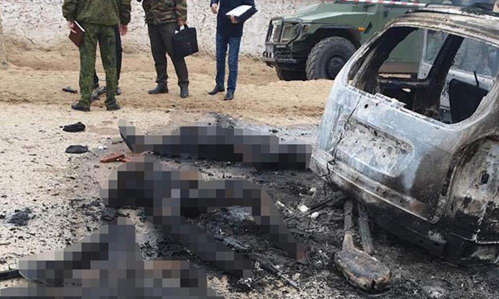 Tacikistan'da sınır karakoluna saldırı: 17 ölü