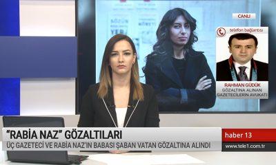 Rabia Naz davasını takip ederken gözaltına alınan gazetecilerin avukatı TELE1'e konuştu