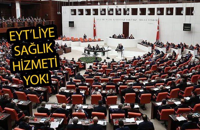 Torba yasadan bakanlara ömür boyu 'kıyak' çıktı
