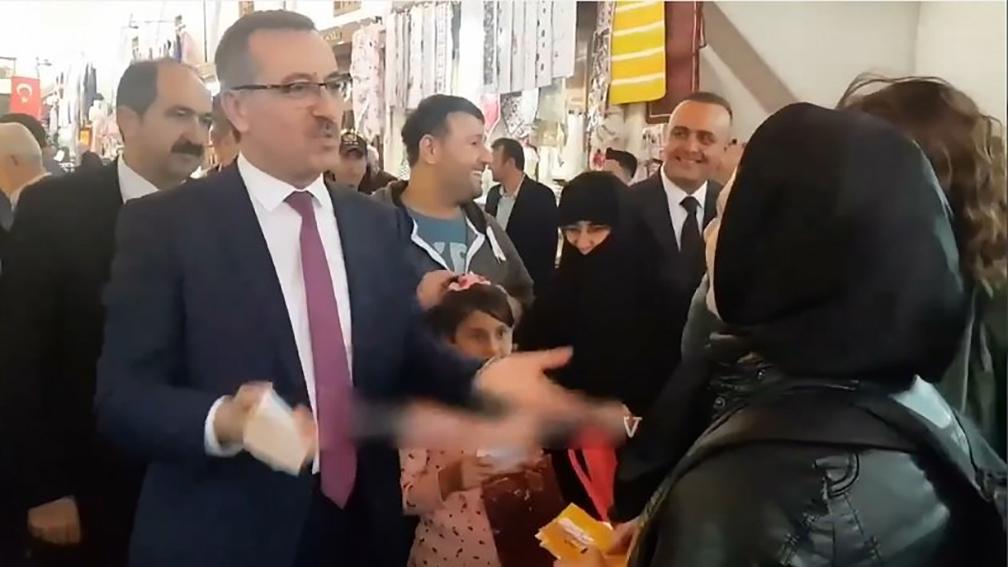 Tabzonlulara 'Sizi biz Müslüman yaptık' diyen AKP'liden geri adım