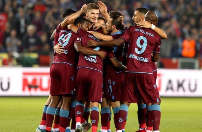 Trabzonspor Krasnodar deplasmanına eksiklerle gidiyor!