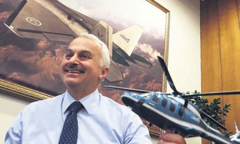 Temel Kotil torpille ailesini TUSAŞ'a yerleştirdi iddiası
