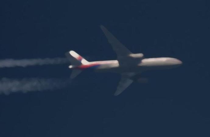 İngiltere'de bir uçak radardan kayboldu!