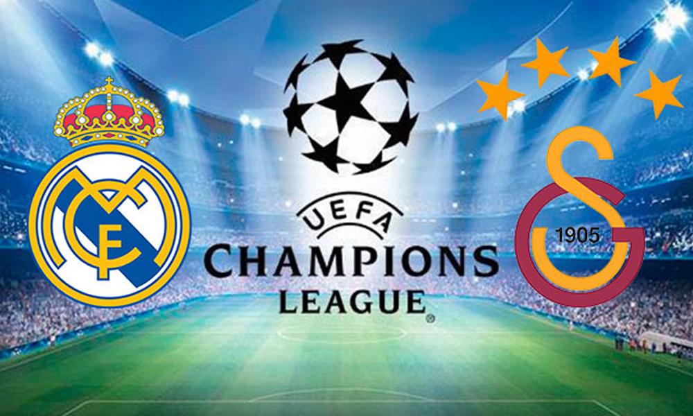 Madrid'te Galatasaray kalesine gol yağdı