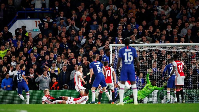 8 gollü maçta Chelsea'den tarihi geri dönüş!İşte Şampiyonlar Ligi'nde gecenin sonuçları