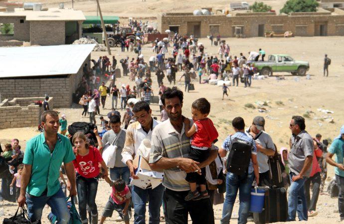 Suriyelileri sınır dışı ediyorlar