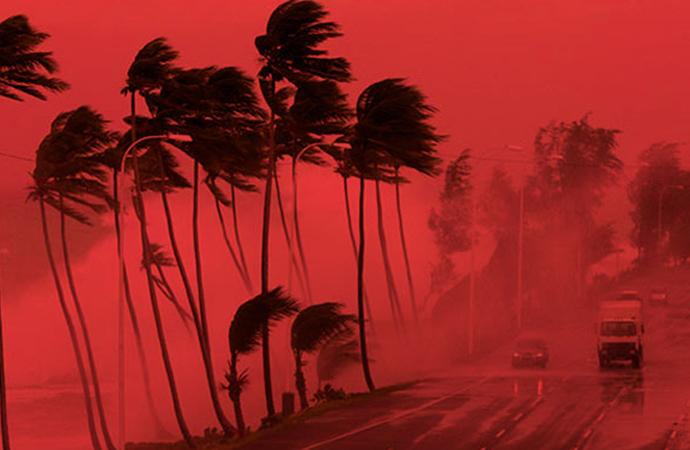 Valilikten fırtına uyarısı: Bu geceden itibaren çok şiddetli geliyor
