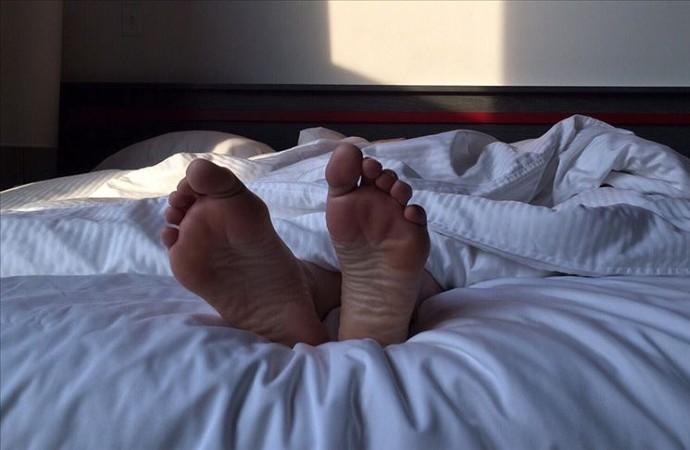 5 yıl kullanılan bir yatakta 10 milyon haşere yaşıyor!