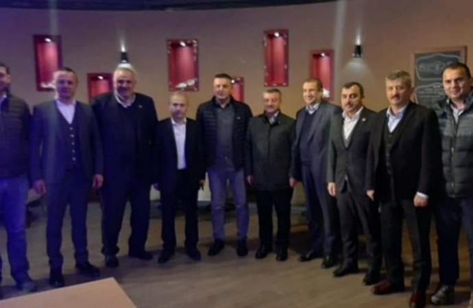 AKP dönemi yargı bağımsızlığı: Cumhuriyet Başsavcısı AKP'lilerle yemekte