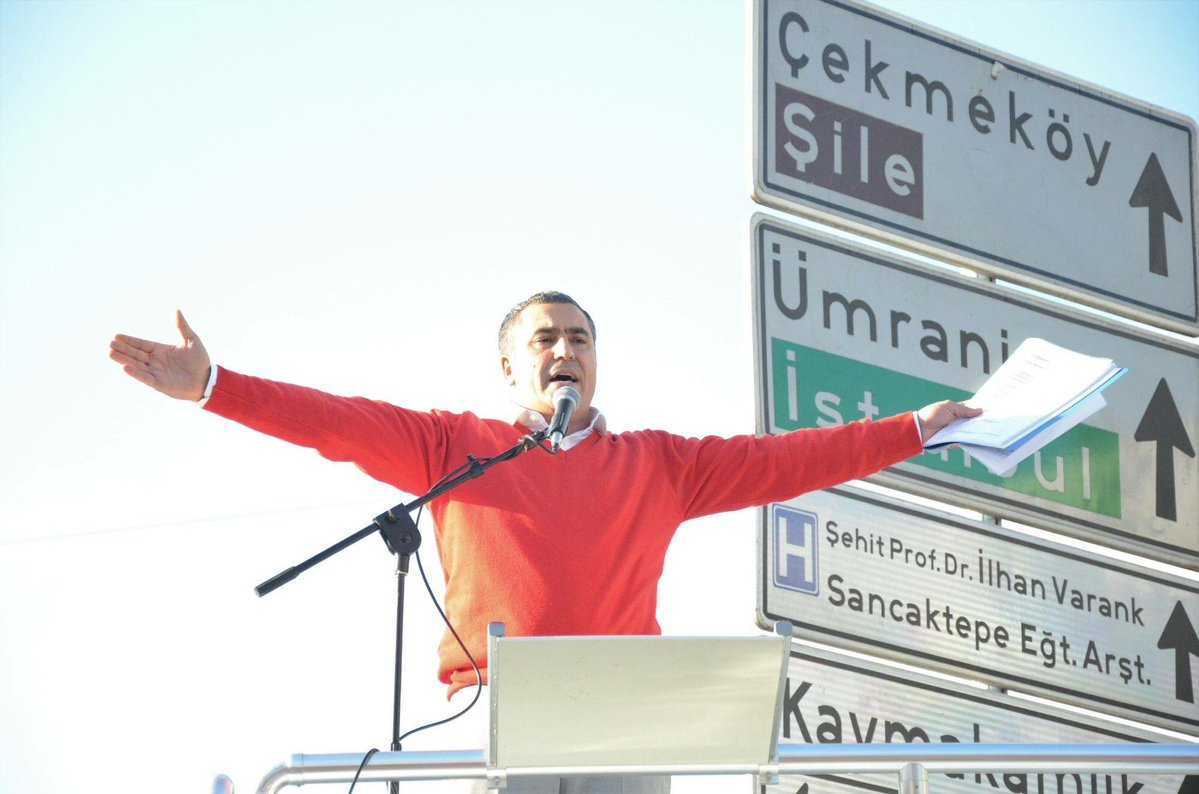İstanbul Halk Ekmek yönetimine Özgen Nama getirildi