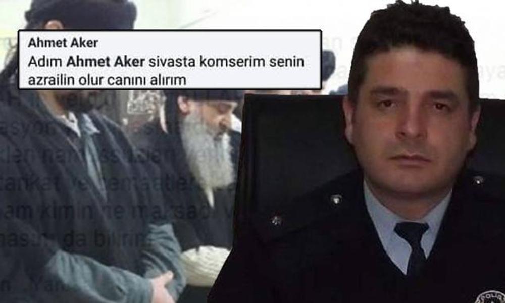 Menzil tarikatını eleştirmişti… İBB personeline 'Azrail'in olurum' diyen komisere 6 ay hapis