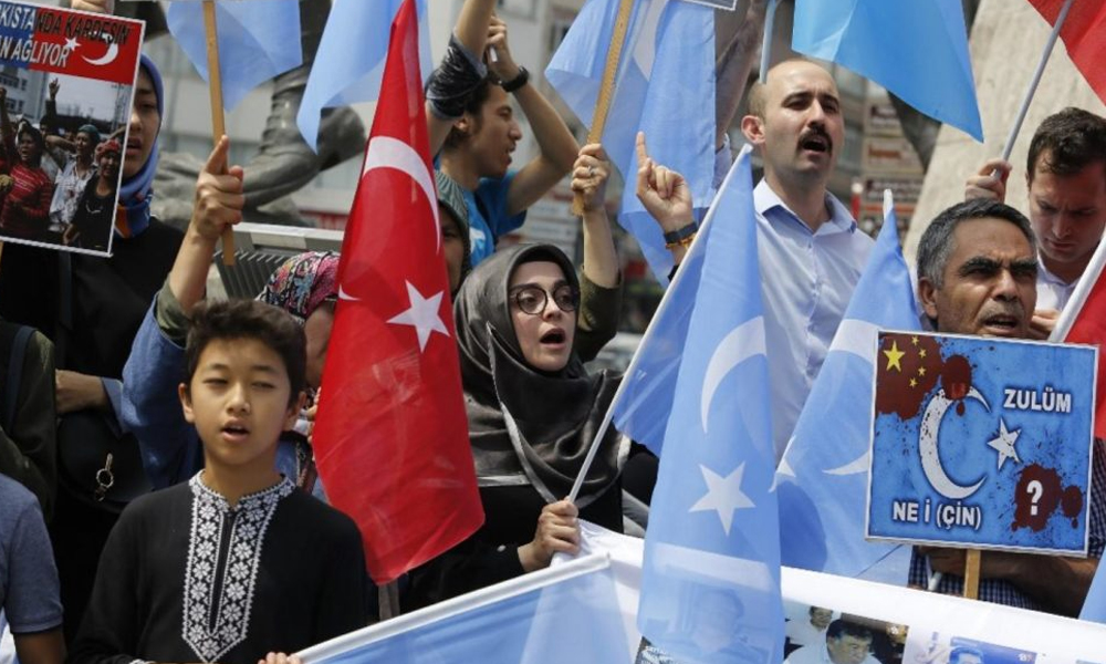 ABD'den Çin'e karşı Uygur Türkleri hamlesi