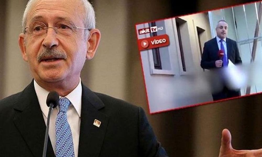 Canlı yayında 'Kılıçdaroğlu asılmalı' demişti! Akit TV muhabiri hakkında yakalama kararı