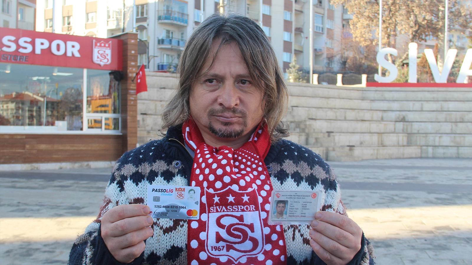 Konuşma engelli Sivasspor taraftarına küfürlü tezahürat cezası!